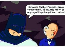 Sự thật bất ngờ về cái chết của bố mẹ Batman...