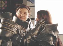 Nên vợ nên chồng nhờ Diablo III, cặp đôi game thủ thực hiện bộ ảnh kỉ niệm quá ấn tượng