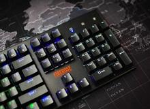 Cận cảnh 1stPlayer Firerose MK3 V2 - Bàn phím cơ rẻ, bền, đẹp cho game thủ Việt