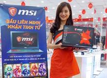 Laptop tầm trung MSI GF62 chính thức ra mắt cộng đồng game thủ Việt, giá mềm chỉ 28 triệu Đồng