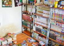 9x Hải Phòng sưu tập gần 2000 cuốn truyện tranh - cả gia tài đấy không đùa!