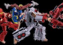 """Bó tay với sự kết hợp """"chẳng giống ai"""" giữa Street Fighter và Transformers"""