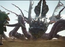 Square Enix lại khiến cả thế giới bị choáng ngợp với những thước phim CGI tuyệt đẹp