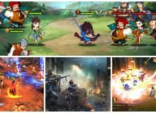 Những game mobile online đã ra mắt tại Việt Nam trong tháng 1/2017