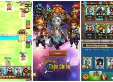 Những hình ảnh mới nhất từ Thần Chiến - Game Việt phong cách LoL, lối chơi như Clash of Royale