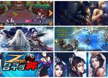 Loạt game mobile online khủng mới vừa cập bến Việt Nam