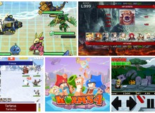5 game mobile cũ mà hay, ai cũng từng muốn chơi thử
