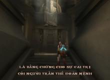 God of War: Ghost of Sparta - Tựa game Việt hóa đầu tiên của năm 2017