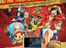 One Piece Đại Chiến – Webgame hải tặc theo chuẩn manga ra mắt ngay đầu tuần tới