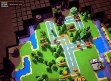 Tiny Metal: Game chiến thuật theo lượt lấy cảm hứng từ Advance Wars huyền thoại, tuổi thơ bất chợt ùa về!