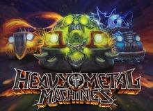 Game đua xe hành động Heavy Metal Machines chính thức mở cửa miễn phí cho tất cả mọi người
