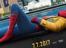 Sẽ có tới 2 phần phim thêm về Người Nhện được thực hiện sau Spider-Man: Homecoming