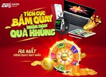 Vòng quay may mắn VTC Game: Macbook trong tay, quay ngay là trúng!