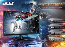 4 Lý do khiến game thủ đích thực không thể bỏ qua LCD Acer KG1 Series