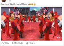 Vừa cập nhật tính năng kết hôn, cả thế giới VLTK Mobile đã nhuộm một màu đỏ thắm