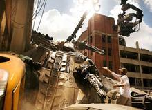 Các cảnh kỹ xảo trong Transformers: The Last Knight được đạo diễn Michael Bay tạo ra như thế nào?