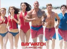 Sau Fast & Furious 8, The Rock sẽ tái ngộ khán giả Việt Nam trong bom tấn hài mới Baywatch