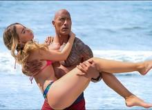 """The Rock cho rằng Baywatch sẽ hấp dẫn người xem nhờ những cảnh hài """"người lớn"""""""