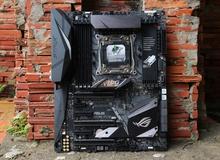 Asus ROG Strix X299-E - Game thủ Việt chờ Core i9 đã cảm thấy sôi động chưa?