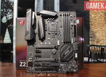 """MSI Z270 Gaming Pro Carbon - Chìa khóa chiến game đỉnh """"max cấu hình"""" cho game thủ 2017"""