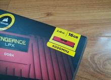 Corsair Vengeance LPX: RAM giờ còn có cả quạt tản nhiệt, ép xung chẳng còn là vấn đề