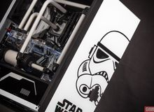 Mê Star Wars, game thủ Việt này chi tới 50 triệu chế máy tính 'Trooper' đẹp mê hồn