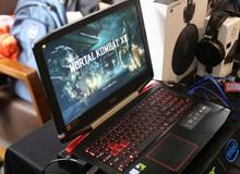 Cận cảnh Acer Aspire VX5 - Laptop chơi game khủng mới về Việt Nam