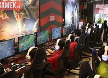 Tới thăm Clan 105 – Quán game tại Hà Nội mở cửa ngay dịp đầu năm 2017