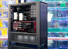 Giật mình với bộ máy tính gắn tới 4 chiếc GTX 1080 Ti, giá hơn 200 triệu đồng
