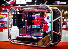 Bộ máy tính 'lộ thiên' này có giá tới 120 triệu đồng, quá là lung linh phải không?