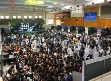 Tham dự sự kiện GeForce Day 2017 tại Hà Nội: Quá đông, quá hoành tráng!