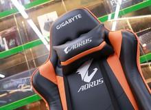 Trải nghiệm Gigabyte AORUS AGC300 - Ghế chơi game 'tay ngang' mà cực chất