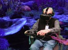 Cùng xem phản ứng của cụ ông 100 tuổi khi lần đầu tiên được trải nghiệm công nghệ VR