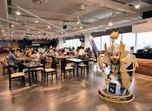 Đột nhập trụ sở công ty game lớn nhất nhì Hàn Quốc: Nơi làm việc quá đã!