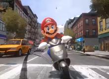 """Đến Nintendo cũng phải """"quỳ"""" với Mario phiên bản đầy tệ nạn này"""