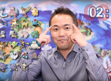 Không hổ danh gắn bó 20 năm với Pokemon, người này chỉ mất 20 giây để đọc tên 30 loài