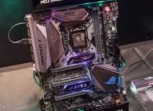 Asus công bố dòng bo mạch chủ Z370, chơi game với Core i7 6 nhân thì còn gì bằng?