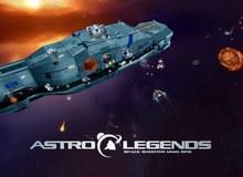 Astro Legends - Game vũ trụ chiến tuyệt vời mới xuất hiện