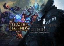 """League of Legends và CS:GO - """"Kỳ phùng địch thủ"""" của lĩnh vực eSports ngày nay"""