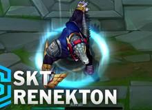 Smeb bất ngờ tiết lộ lý do sử dụng trang phục SKT của MaRin khi chơi Renekton