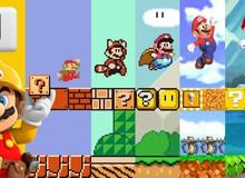 """Top 6 bí mật sẽ khiến bạn """"bật cười"""" về tựa game Mario huyền thoại"""