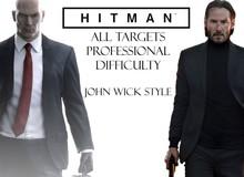"""Hitman sắp có phim dài tập do chính biên kịch John Wick chắp bút, có lẽ cái """"dớp"""" bom xịt sắp hết rồi"""