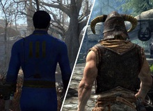 Skyrim đã lùi vào dĩ vãng để nhường chỗ cho Fallout 4 - tựa game thành công nhất lịch sử Bethesda