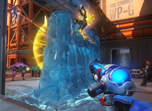 Blizzard sẽ trừng phạt những game thủ lạm dụng lỗi tường băng của Mei
