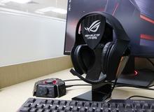 Đập hộp tai nghe game 7.1 cực khủng Asus ROG Centurion tại Việt Nam