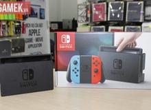 """""""Nóng bỏng tay"""" với máy Nintendo Switch đầu tiên về Việt Nam, giá gần 9 triệu Đồng"""