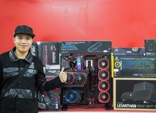 Sốc với bộ máy tính trị giá hơn trăm triệu của Youtuber nổi tiếng Việt Nam