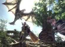 Cận cảnh gameplay săn quái vật của Monster Hunter: World: Quá rộng, quá đã tay, quá đẹp!