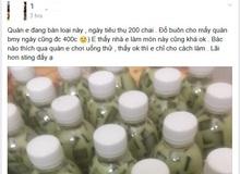 Giật mình với quán net kiếm 2 triệu đồng một ngày chỉ nhờ bán trà sữa