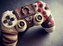God of War phải năm sau mới ra mắt, nhưng chiếc tay cầm này sẽ khiến fan rạo rực từng ngày chờ game